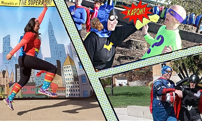 The Super Run - South Philadelphia East: One or Two Entries to the The Super Run 5K in Philadelphia on June 6th, 2015 (Up to 51% Off)
