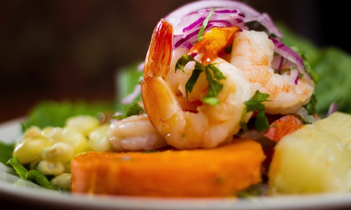 Inca's Cafe - Northeast Carrollton: $15 for $25 Worth of Peruvian Food for Two or More at Inca's Cafe