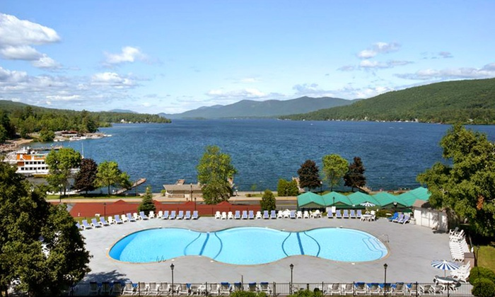 Fort William Henry Hotel - Lake George, NY: Stay at Fort William Henry Hotel in Lake George, NY; Dates Available into August