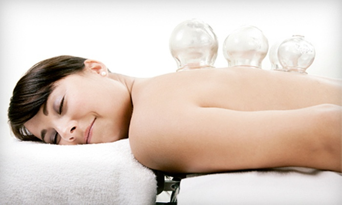 Schwan Chiropractic & Acupuncture - Multiple Locations: One or Two Cupping Sessions with Initial Exam at Schwan Chiropractic & Acupuncture (77% Off)