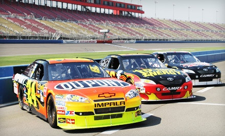 4-Lap Shotgun Stock-Car Ride-Along Experience (a $129 value) - Rusty Wallace Racing Experience in Fort Worth