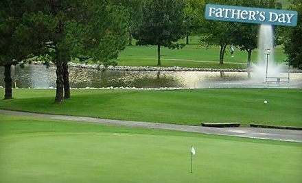 The Knolls Golf Course: Round of Golf for 2 People on MondayFriday - The Knolls Golf Course in Omaha