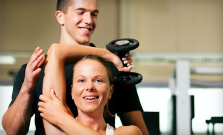 Two 30-Minute Personal-Training Sessions and Fitness Assessment (a $140 value) - V Fit in Indianapolis