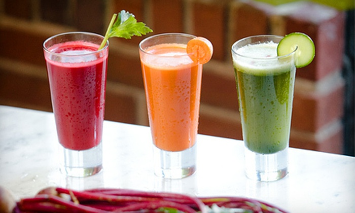 Nectar - Atlanta-Decatur: One-, Three-, or Five-Day Juice Cleanse from Nectar (Half Off)