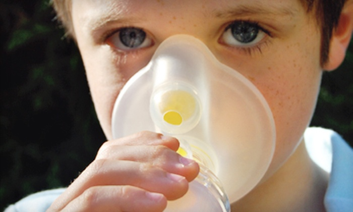 Ontario Lung Association - Downtown Toronto: If 35 People Donate $10, Then Ontario Lung Association Can Give 10 Children Asthma Spacers