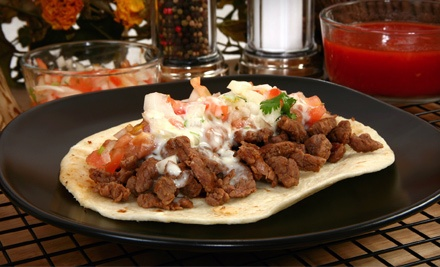 Lunch Special for 2 (up to a $36.85 total value) - Fonda Rosalinda's in Greenville