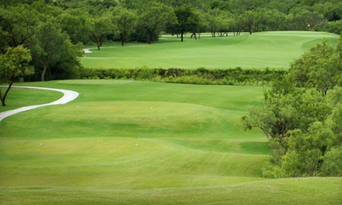 Diamondback Golf Club - Abilene: $9 for Two Large Buckets of Range Balls at Diamondback Golf Club ($18 Value)