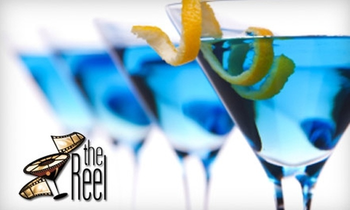 Reel Martini Bar - West Omaha: $6 for $15 Worth of Drinks at the Reel Martini Bar