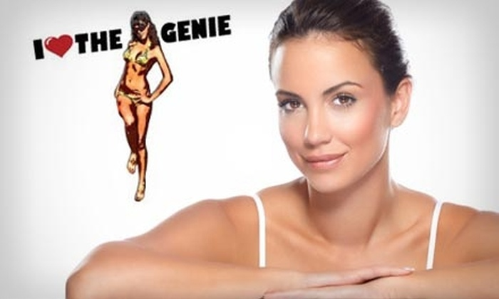 The Laser Genie - Beverly Hills: $99 for Six Body-Contouring Treatments and Four Small-Area Laser Hair-Removal Treatments from The Laser Genie