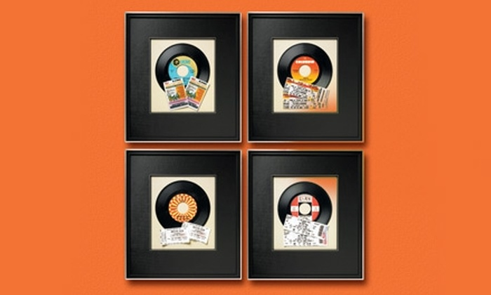 Deck the Walls Omaha - West Omaha: $45 for $100 Worth of Custom Framing at Deck The Walls