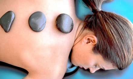 60- or 90-Minute Hot-Stone Massage at Transforming Touch Massage Therapy (50% Off)