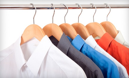 $20 Groupon for Dry-Cleaning Services or Alterations - New Era in Kernersville
