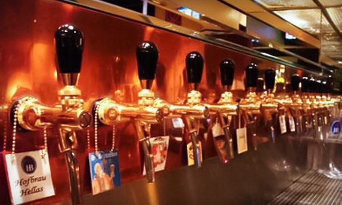 Lagerhaus Brewery & Grill - Tarpon Springs: $15 for $30 Worth of Crafted Microbrews and European Pub Fare at Lagerhaus Brewery & Grill in Palm Harbor