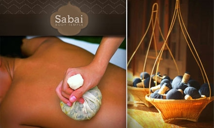 Sabai Body Temple - Minneapolis / St Paul: $75 for a 90-Minute Korean Spa Ritual at Sabai Body Temple ($165 value)
