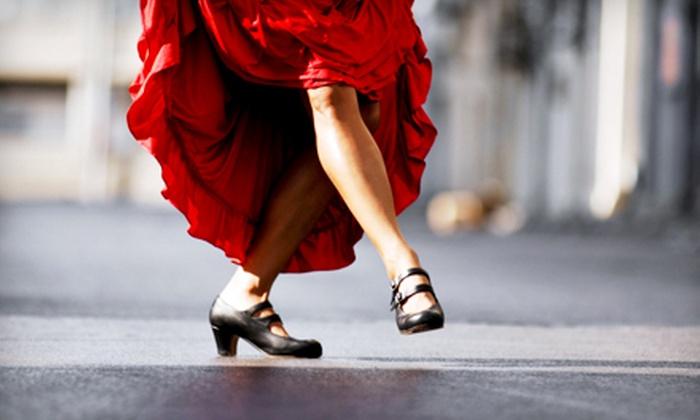 FlamencoTalk - Highlands: $25 for Four Flamenco Dance Lessons and Registration at FlamencoTalk ($85 Value)