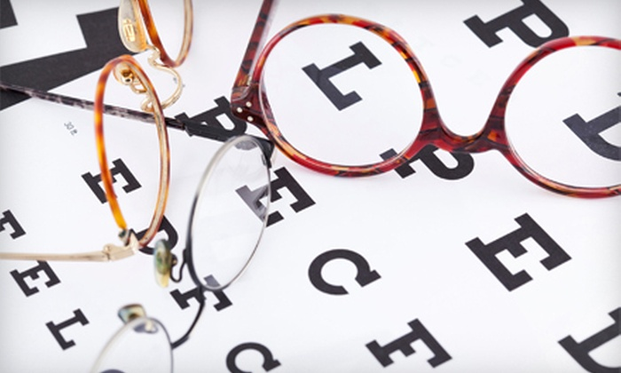 Your Eyes Opticians - East Rockville: Eyeglass Package with $200 Eyeglasses Credit or Contact-Lens Package with Three-Month Supply of Contacts and $100 Eyeglasses Credit at Your Eyes Opticians in Rockville (85% Off)
