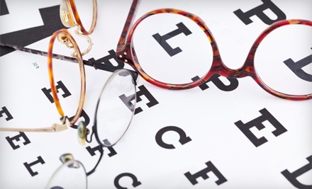 Eyeglasses Package (a $325 value) - Your Eyes Opticians in Rockville