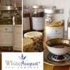 Half Off at WhiteAugust Tea Company