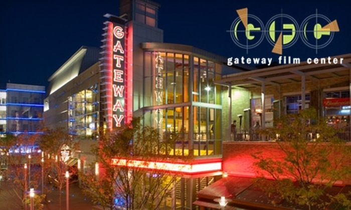 Gateway Film Center - Weinland Park: $15 for Two Movie Tickets, Two Popcorns, and Two Sodas at Gateway Film Center ($30 Value) in the South Campus Gateway