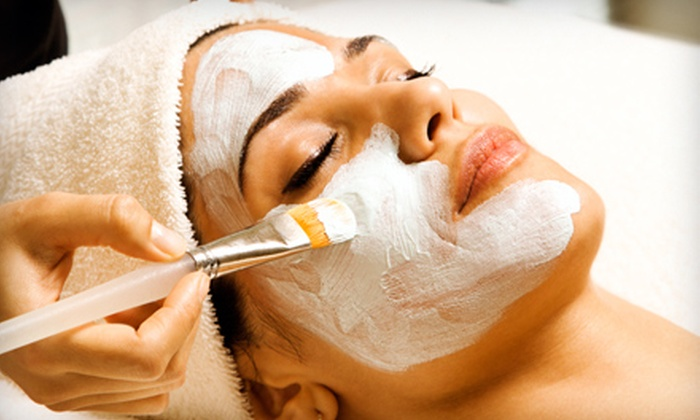 The Ultimate Tan & Med Spa - Multiple Locations: Refresher Facial at The Ultimate Tan & Med Spa. Six Locations Available.