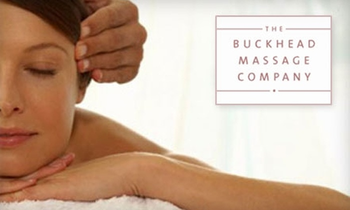 Buckhead Massage Company - Buckhead Village: $35 for a One-Hour Integrated Massage at the Buckhead Massage Company ($75 Value)