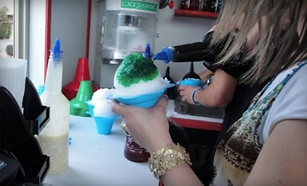 $10 Groupon to Frosty Frog Shaved Ice - Frosty Frog Shaved Ice in Provo