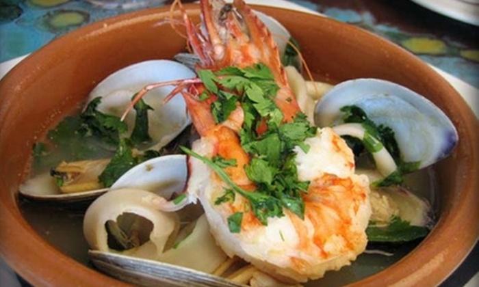 Tagliatelle Restaurant - South Pointe: $20 for $40 Worth of Italian Fare and Drinks at Tagliatelle Restaurant in Miami Beach