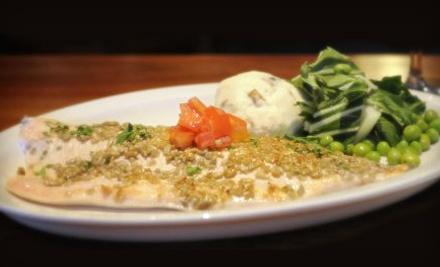 Dinner for 2 (a $52 value) - Square 1 Cafe in Hendersonville