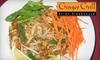 60% Off Asian Fusion Fare in Riverdale