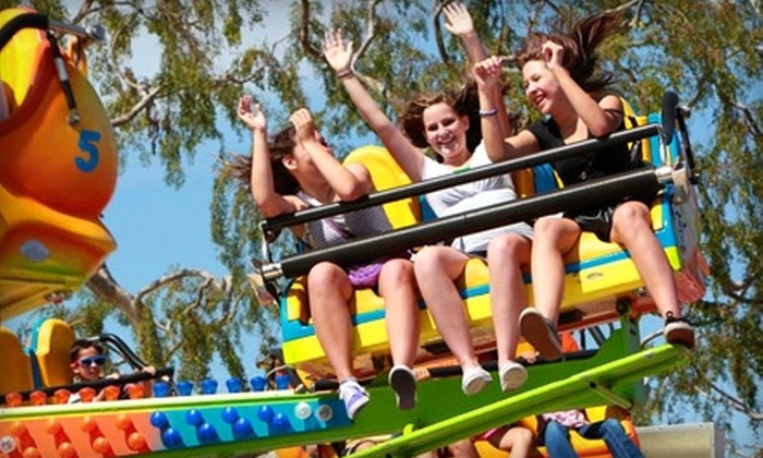 OC Fair - Costa Mesa: $15 for a Season Super Pass to OC Fair in Costa Mesa (Up to $30 Value)