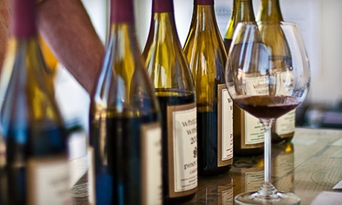 Whitcraft Winery - Santa Barbara: $10 for Wine Tasting for Two at Whitcraft Winery