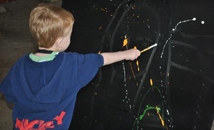Van Grow: Art Studio for Kids - Van Grow: Art Studio for Kids in Fort Worth