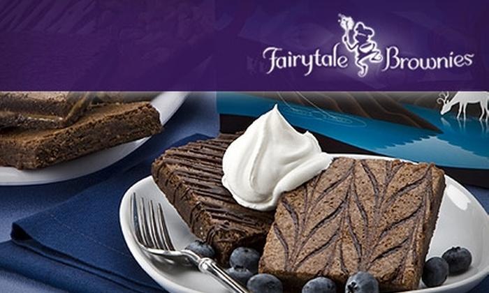 Fairytale Brownies - Tulsa: $20 for $40 Worth of Gourmet Belgian Chocolate Brownies from Fairytale Brownies