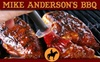 Mike Anderson's BBQ - Northwest Dallas - Love Field: $15 for $30 Worth of Barbecue and Drinks at Mike Anderson's BBQ