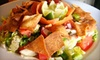 Skarr - Federal Hill: Lebanese Cuisine and Drinks at Skarr (Up to 56% Off). Two Options Available.