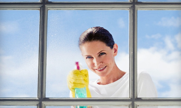 Prestige Carpet Cleaning and Upholstery - Minneapolis / St Paul: Exterior or Interior Window Cleaning or Gutter Cleaning from Prestige Carpet Cleaning and Upholstery (Up to 65% Off)