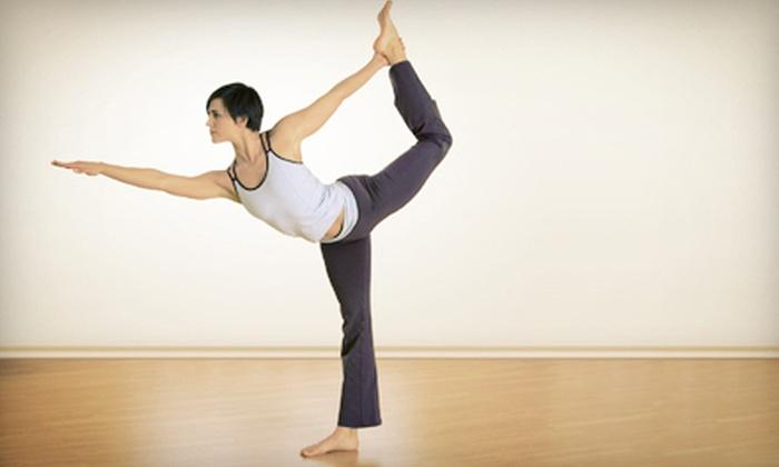 Bikram Yoga Mesa Riverview - Mesa Grande: $45 Worth of Yoga Classes