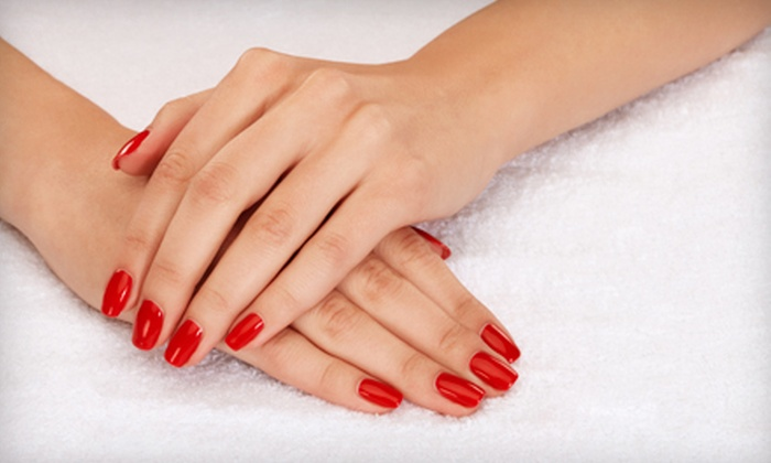 Spa Cantik and Salon - Sherwood - McCarthy: One Full Set of Gel Nails with Optional Refill at Spa Cantik and Salon (Up to 51% Off)