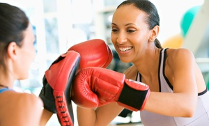 9round Kickboxing Fitness Chino Hills: Five Fitness Classes at 9Round Fitness (61% Off)