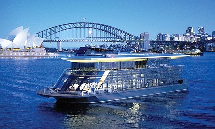 Australia Day Cruise And Buffet Starship Sydney Groupon - Cruise ship deals australia