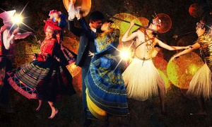 Dances of Peru: The Magic of Folklore: Dances of Peru: The Magic of Folklore on Saturday, November 7, at 8 p.m.