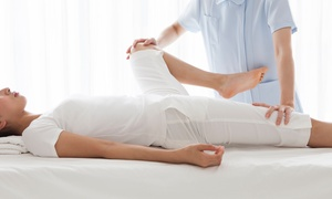 Heilen von Hand: 60 Minuten Shiatsu-Meridian-Massage oder Aura-Chakren-Behandlung in der Praxis Heilen von Hand (47% sparen*)