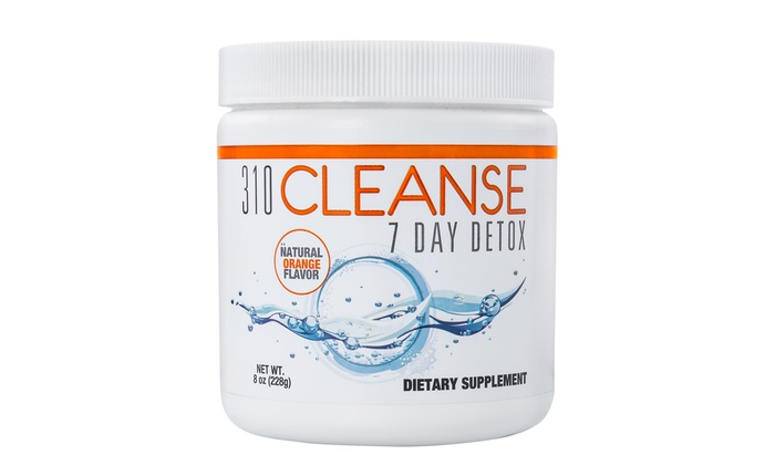 310 Cleanse 7 Day Detox