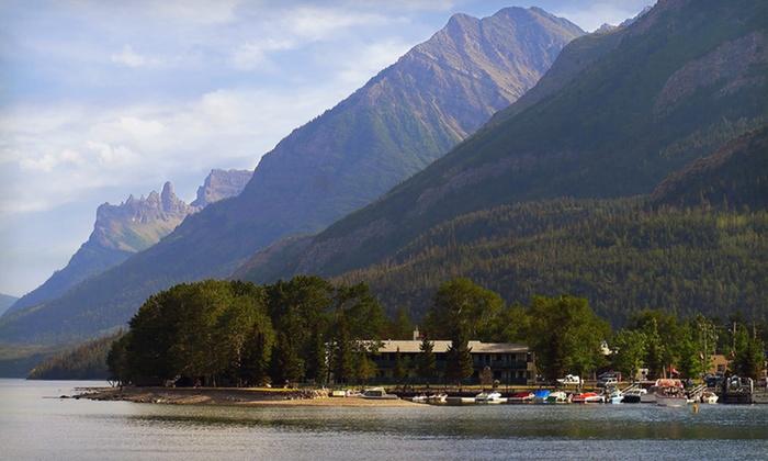 Bayshore Inn - Waterton Park, AB: One-Night Stay at Bayshore Inn in Waterton Park, Alberta