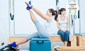 Espaço Corpo & Saúde: Espaço Corpo & Saúde – São Caetano do Sul: 1 ou 3 meses de pilates