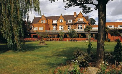 Wedding Package for 50 Morning and 75 Evening Guests at Brook Mollington Banastre Hotel and Spa