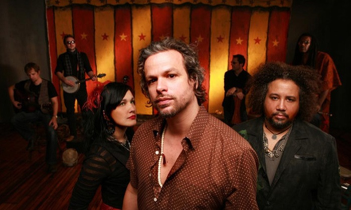 Rusted Root - Maple Heights: $17 for One Ticket to Rusted Root at Upland Brewing Company in Bloomington With Food and Drink