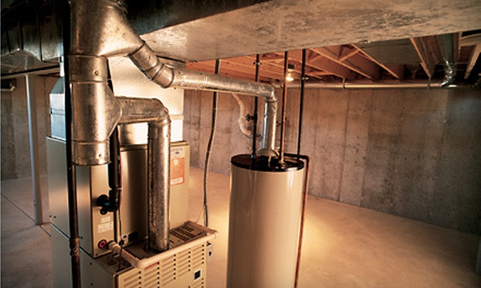 Innovative Heating & Cooling and Caliber Air - Saskatoon: $210 for a Complete Home Duct Cleaning and Furnace Tune-Up from Innovative Heating & Cooling and Caliber Air ($420 Value)