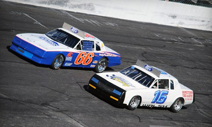 Polar Bear 150 - Marks Creek: $15 for Two Tickets to the Polar Bear 150 at Rockingham Speedway on November 26 at 1 p.m. (Up to $30 Value)