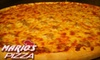 Mario's Pizza - Northfield: $3 for $6 Worth of Italian Fare and Chicago Favorites at Mario's Pizza in Northbrook